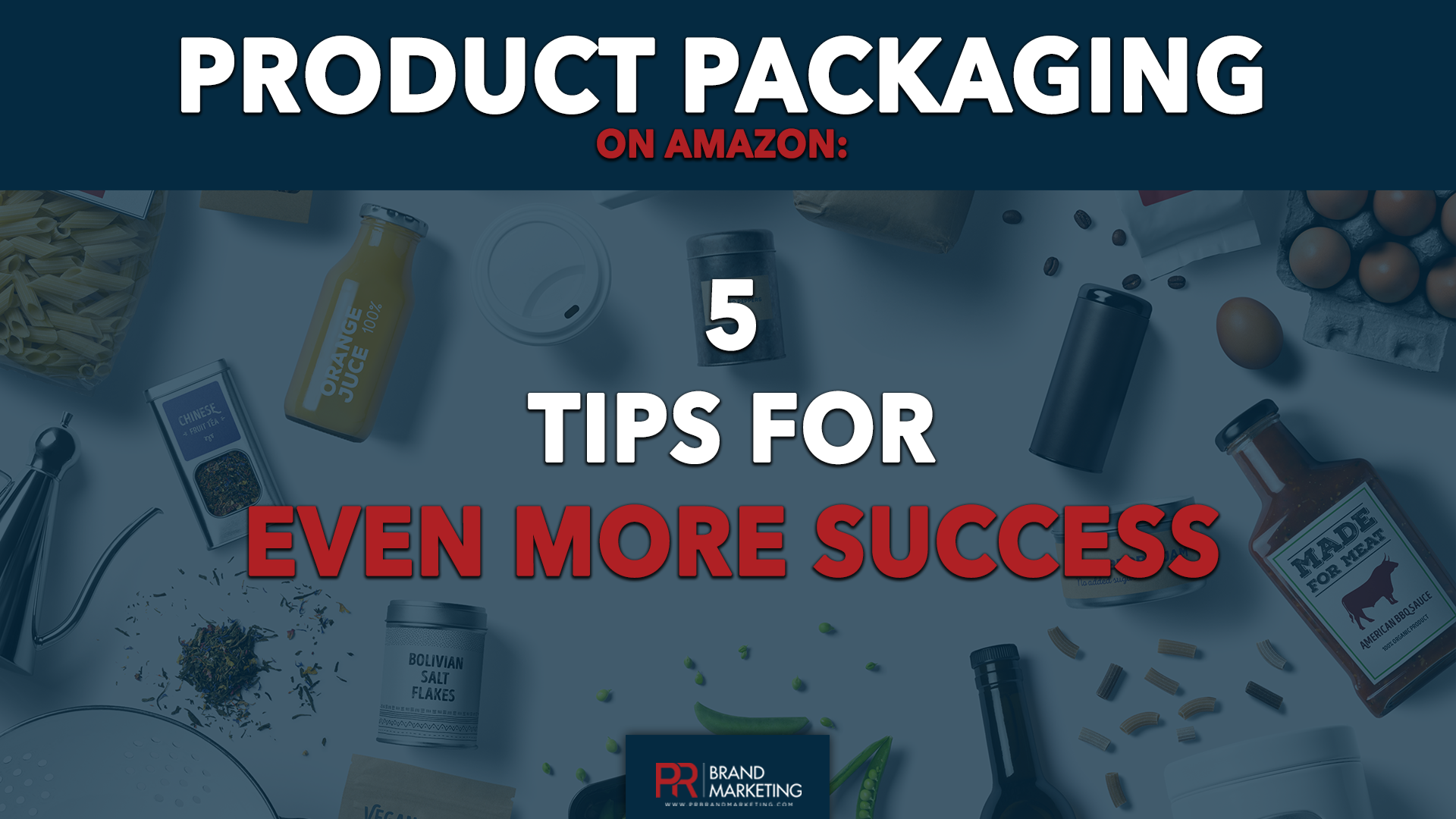 Amazon Product Packaging