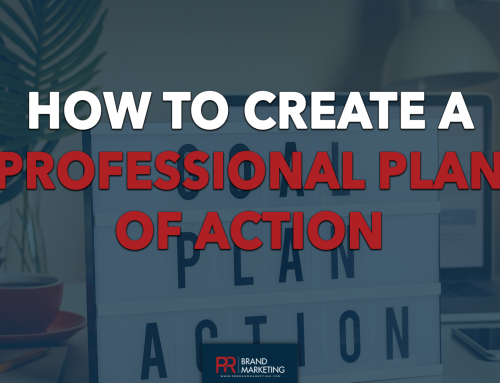 How to Create A Professional Plan Of Action